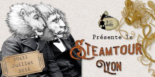 Le Steamtour 2016 du Clivra