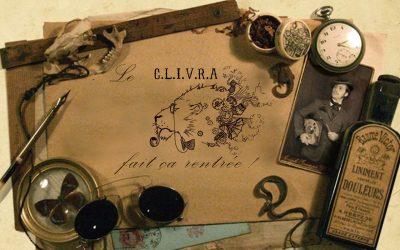Le CLIVRA fait sa rentrée!