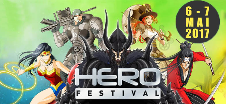 Hero Festival Grenoble – 2017
