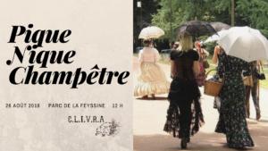 Pique Nique Champêtre @ Parc de la Feyssine   Villeurbanne   Auvergne-Rhône-Alpes   France