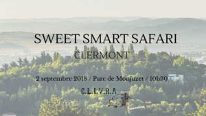 Sweet Smart Safari Clermont @ Parc de Monjuzet | Clermont-Ferrand | Auvergne-Rhône-Alpes | France